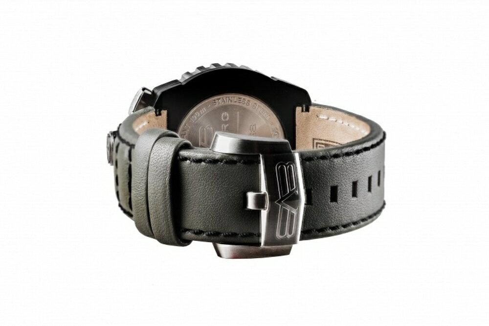 BOMBERG BS45CHSP.050-5.3 (全鋼計時碼錶))45mm另可組成懷錶