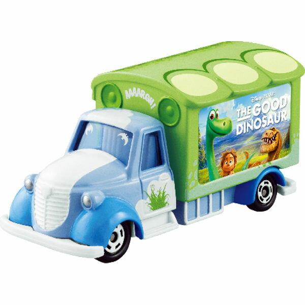 日本直送 Tomica 金屬小汽車 迪士尼 Disne 恐龍當家 造型小貨車款