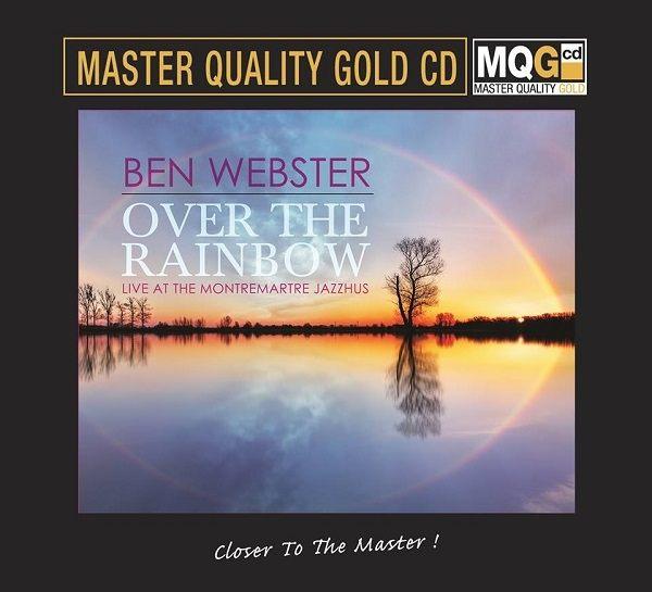 停看聽音響唱片】【MQGCD】Ben Webster Over The Rainbow - 限時優惠好康折扣