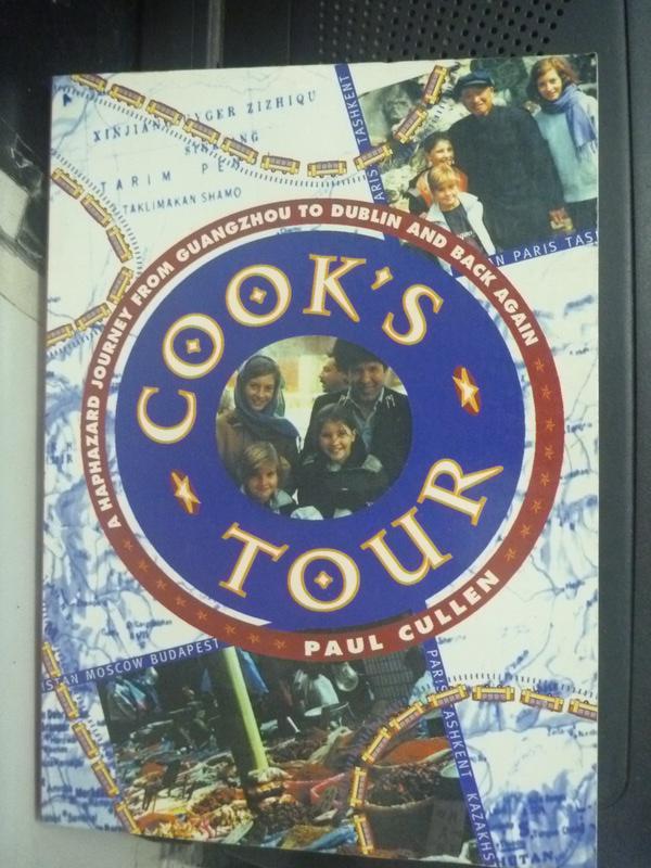 【書寶二手書T2/地圖_HRG】Cook's Tour: A Haphazard Journey from Guangz