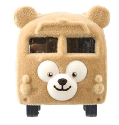 X射線【C030036】日本東京迪士尼樂園代購- 達菲Duffy Tomica車車 ,玩具車/ 迴力車/模型/玩具/公仔/達菲/雪莉玫/迪士尼