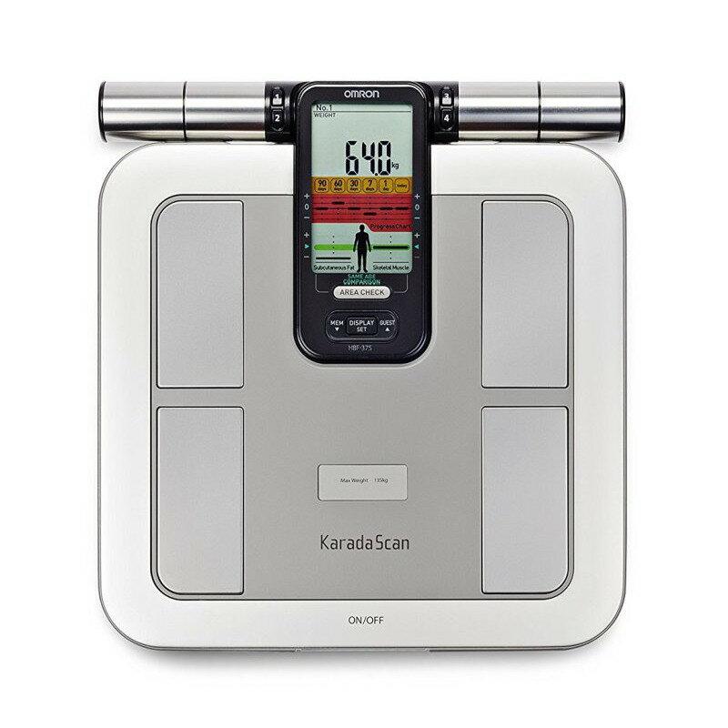 OMRON歐姆龍體重體脂計HBF-375體脂肪計 體脂計HBF375