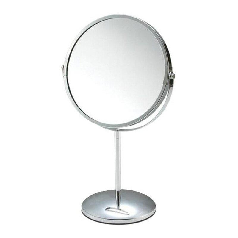 """7""""鐵鉻 雙面桌鏡 (M5001)"""