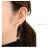 日本CREAM DOT  /  ピアス 金属アレルギー ニッケルフリー 18kコーティング【チタンポスト】 レディース シンプル ブランド 変形 クロス 大人 上品 エレガント 華奢 シンプル フェミニン ゴールド シルバー  /  k00304  /  日本必買 日本樂天直送(1098) 5