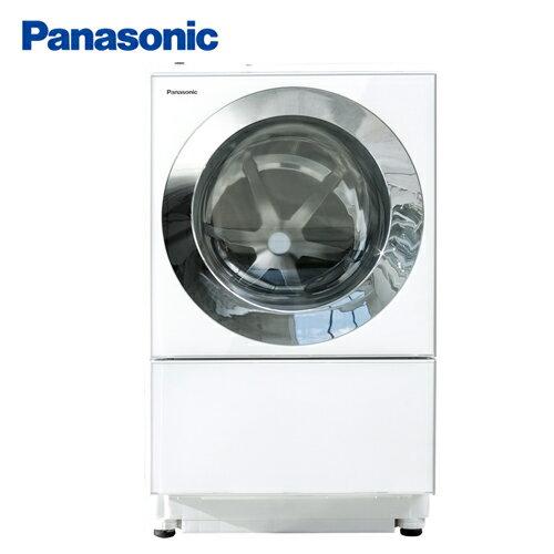 『Panasonic』☆ 國際牌 10.5kg 雙科技頂級洗脫烘滾筒 NA-D106X1WTW **免運+基安+舊機回收**