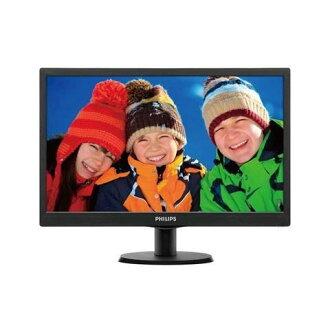 【新風尚潮流】PHILIPS飛利浦 V系列 電腦液晶顯示器 螢幕 19吋型 VGA HDMI 193V5LHSB2