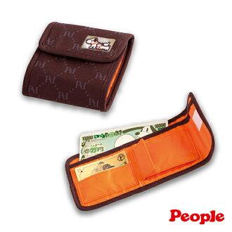 ★衛立兒生活館★日本People 寶寶專用錢包玩具UB066