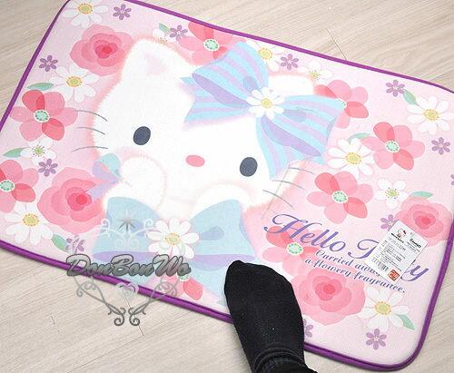 kitty地墊地毯腳踏墊少女381534