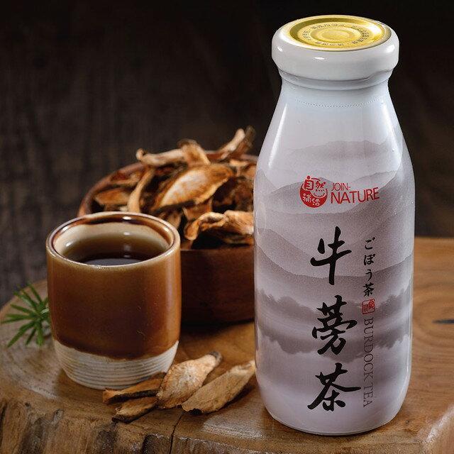 【自然補給】 養生牛蒡茶 200ml