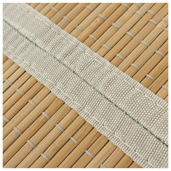 竹製地墊 STITCH Q 19 180×180 NITORI宜得利家居 3