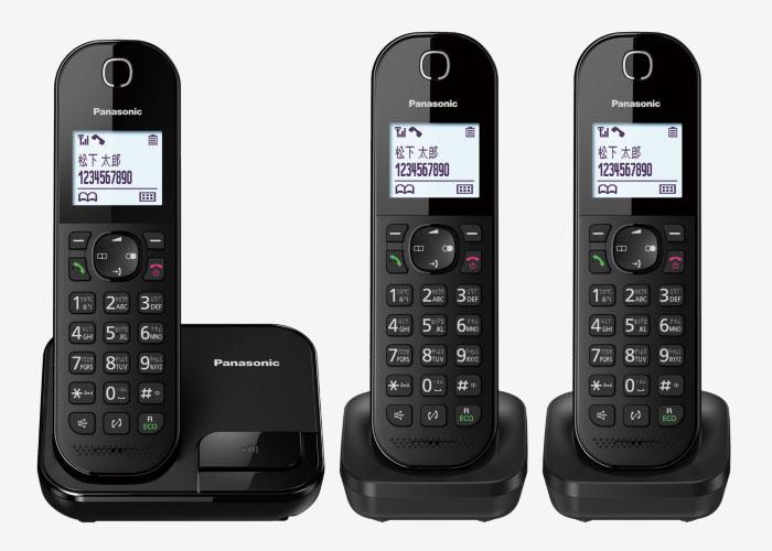 Panasonic KX-TGC283TWB三子機中文顯示數位無線電話【迪特軍】