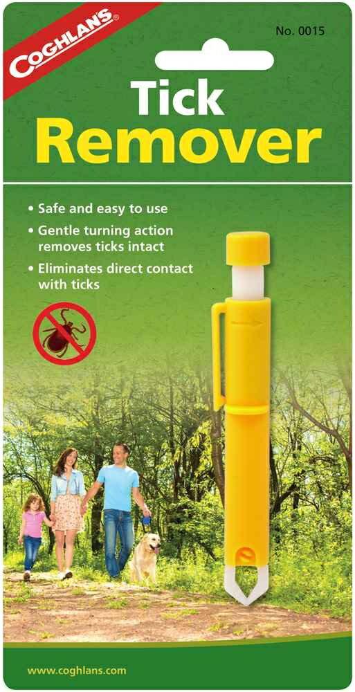 【鄉野情戶外專業】 COGHLAN'S |加拿大| 硬蜱拔除器 Tick Remover 0015