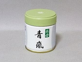 【海洋傳奇】【預購】日本丸久小山園抹茶粉青嵐 40g罐裝 宇治抹茶粉 薄茶 烘焙抹茶粉 無糖純抹茶粉
