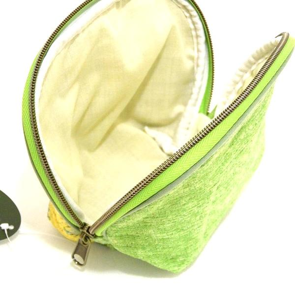 滿999輸碼折50【8SCA-3NVB-6JDU-9IIC】 龍貓totoro 宮崎駿 面紙包 小物收納 化妝包 鑰匙收納 4992272573305 戈布蘭織化妝包-蒲公英滿開 真愛日本