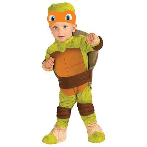 T.M.N.T. Michelangelo Costume Infant Toddler Toddler 0