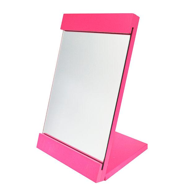 77美妝:時尚方形折鏡