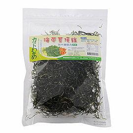 海帶芽梗絲(俗稱海帶莖絲)為群帶菜之莖部的俗稱。