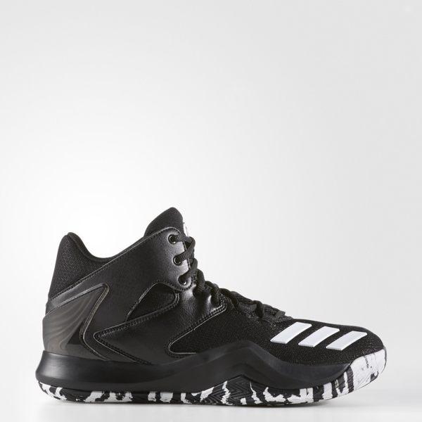 《限時特價↘6折免運》Adidas D Rose 773 V 5 Derrick 羅斯 男鞋 籃球鞋 黑 白 【運動世界】 B49717