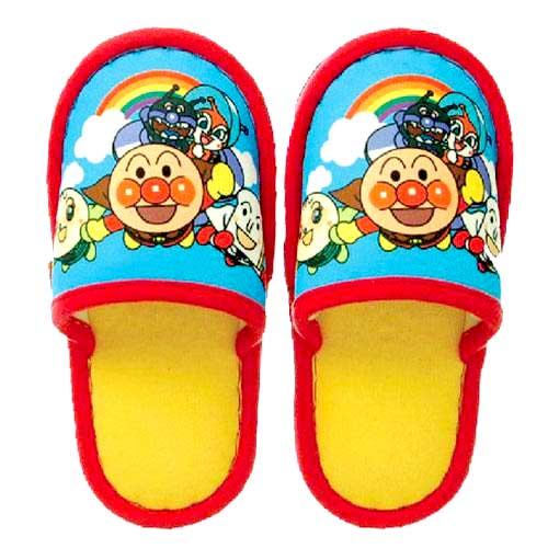 麵包超人 幼兒室內拖鞋 適合14-16cm 日本帶回正版商品