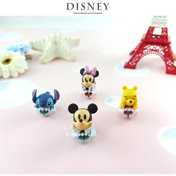 Disney迪士尼立體公仔線材保護套_雲朵系列