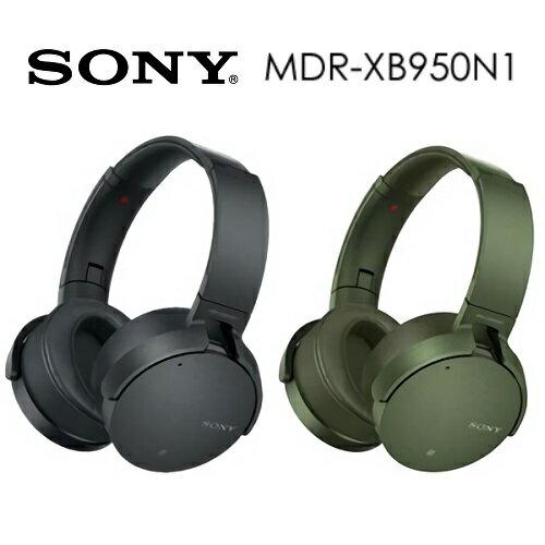 【免運費】SONY MDR-XB950N1 無線降噪耳罩式藍牙耳機 (公司貨)