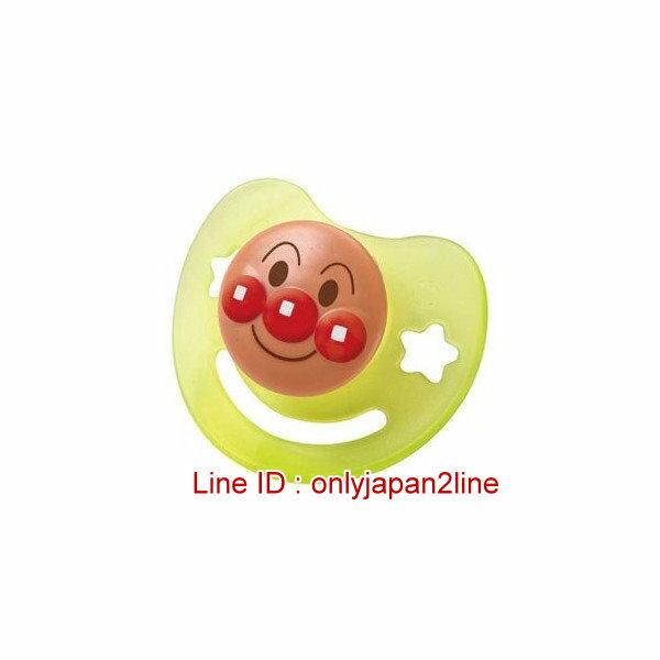 【真愛日本】16121700012幼兒奶嘴S-AP  電視卡通 麵包超人 細菌人  奶嘴 嬰兒用品