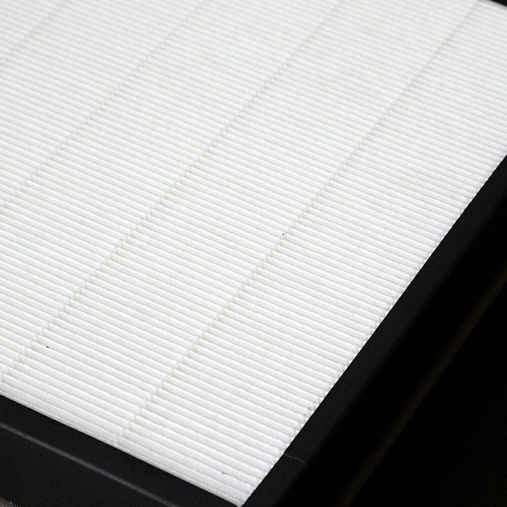 適用PANASONIC 國際牌 NANOE濾網組HEPA+活性碳濾心 適用15坪 F-VXF70W 加濕空氣清淨機