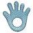 『12婦嬰用品館』狐狸村 冰涼健齒器-寶寶手掌型 0