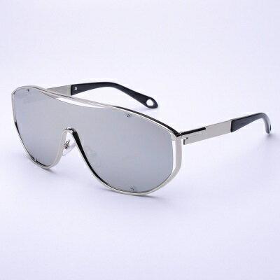 太陽眼鏡偏光墨鏡~精美 連體 男女眼鏡 5色73en5~ ~~米蘭 ~