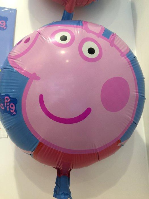 Peppa Pig佩佩豬派對氣球
