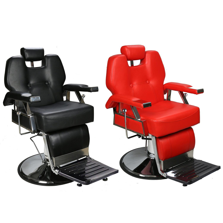BarberPub All Purpose Hydraulic Recline Salon Beauty Spa Shampoo Styling Barber Chair 8706 0
