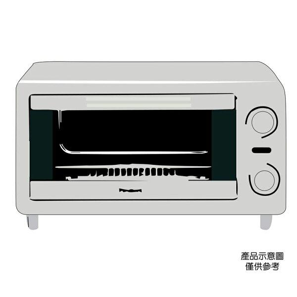 【Panasonic國際牌】9L四段火力定時電烤箱NT-GT1T