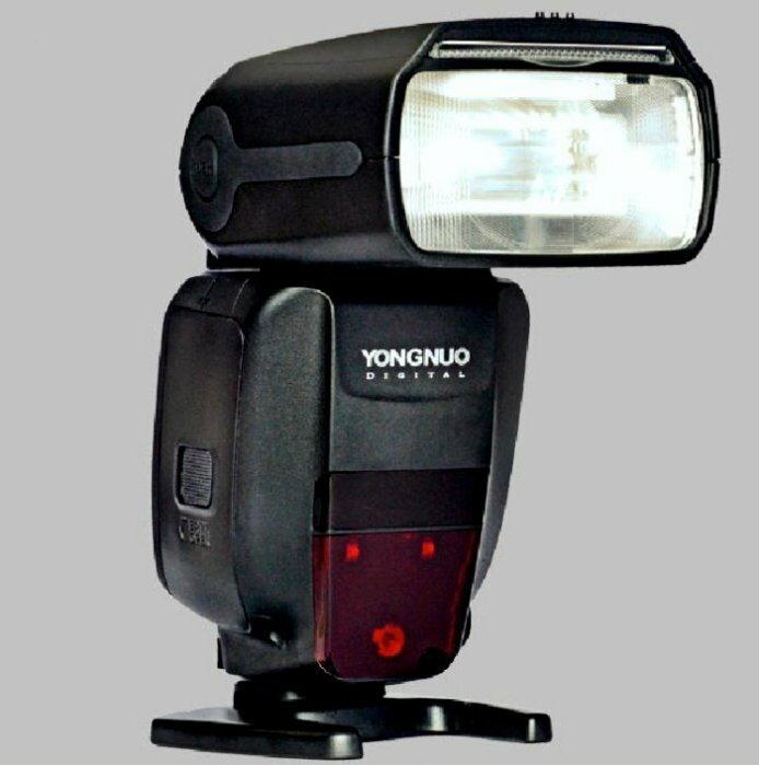 攝彩@永諾 YN-600EX-RT 閃光燈 GN60 支援TTL 高速同步 YONGNUO Canon佳能適用