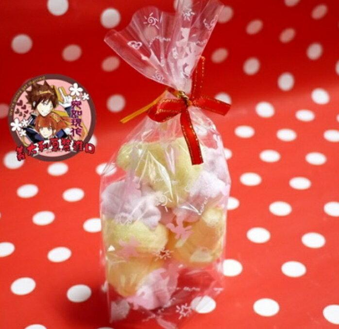 【王董的柑仔店】AA級義大利原裝進口寶格麗造型棉花糖4顆包(綜合造型)