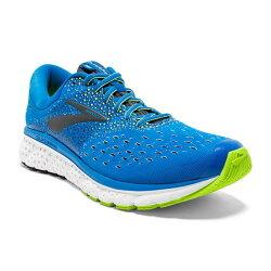 BROOKS 18FW 緩衝型 男慢跑鞋 GLYCERIN 16系列 D楦 1102891D437 贈腿套【樂買網】
