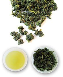 杉林溪茶-特級茶王