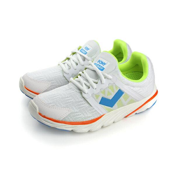 HUMAN PEACE PONY START P 運動鞋 白綠 女款 no215