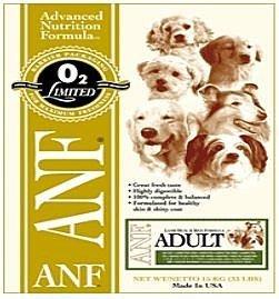 美國ANF愛恩富 成犬羊肉配方 小顆粒 低過敏皮毛亮麗配方 3KG/3公斤
