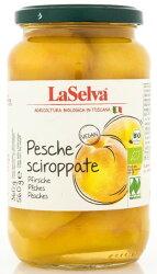 LA SELVA 森瓦有機水蜜桃 (560g)