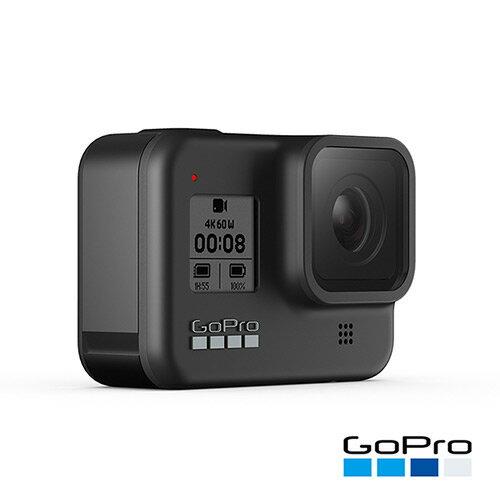 【送原廠好禮】GOPRO Hero 8 Black 運動攝影機