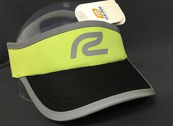 HEADSWEATS 汗淂 中空遮陽帽 灰色反光布料包邊 安全度更提昇 三色
