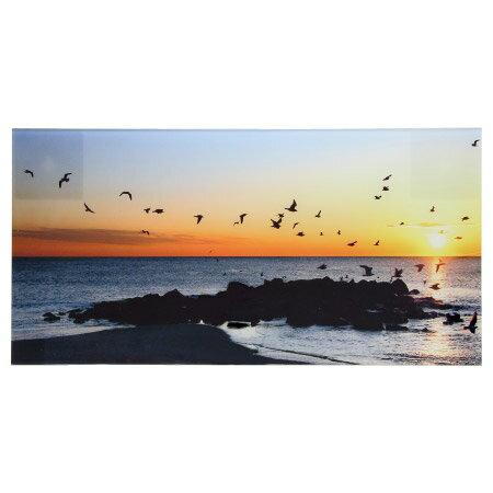 宜得利家居:玻璃壁畫SUNSET15S1331GPNITORI宜得利家居
