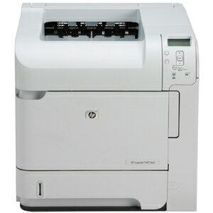 HP LaserJet P4014DN Laser Printer - Monochrome - 1200 x 1200 dpi Print - Plain Paper Print - Desktop - 43 ppm Mono Print - Letter, Legal, Executive, Statement, Com10 Envelope, Monarch Envelope - 600 sheets Standard Input Capacity - 175000 Duty Cycle - Aut 1