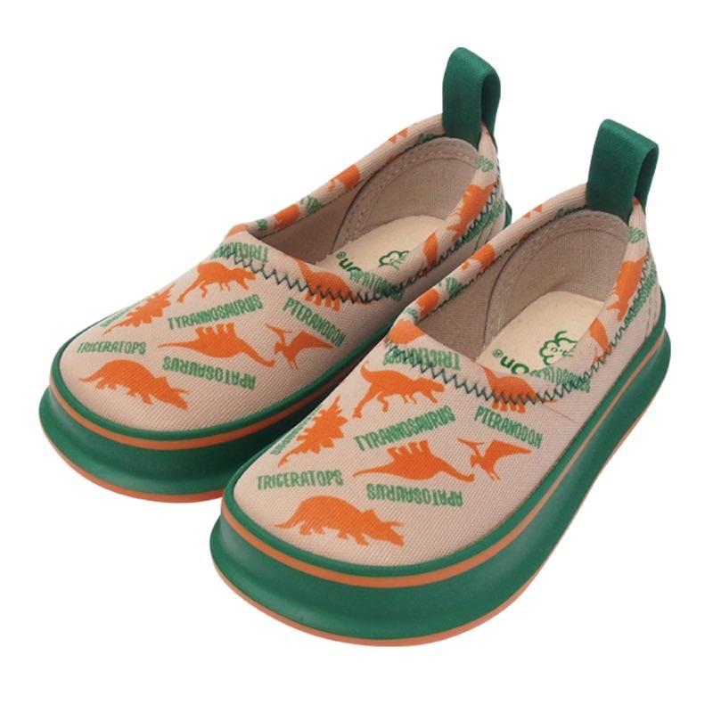 【兒童節全面降$799up】日本【Skippon】兒童休閒機能鞋〈恐龍星球〉