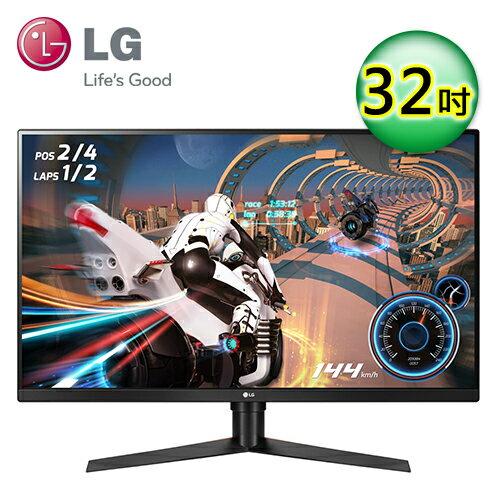 【LG 樂金】32型 電競專業液晶顯示器(32GK650F-B) 【限量送電子滅蚊燈】【三井3C】