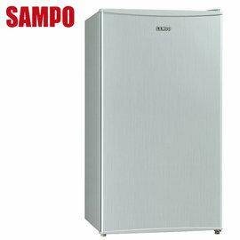★杰米家电☆声宝 SAMPO 95公升 单门小冰箱 SR-N10