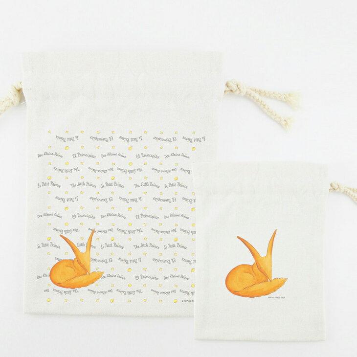 小王子經典版授權 - 束口袋:【 狐狸 】