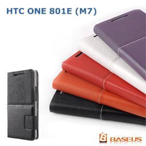 ☆宏達電Htc One M7 倍思記事本系列商務皮套 Htc One M7 超薄手機保護皮套 保護殼【清倉】
