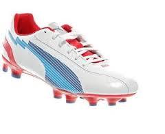 PUMA EVOSPEED 5 白 紅 藍 男鞋 US 9.5 102586-01 J倉