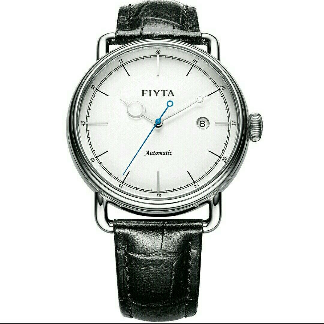 飛亞達  原裝進口機械錶 型號GA802003.WW  皮帶錶  全家取貨免運費